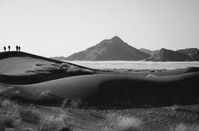 namibia black and white