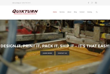 Quikturn Professional Screenprinting, Inc