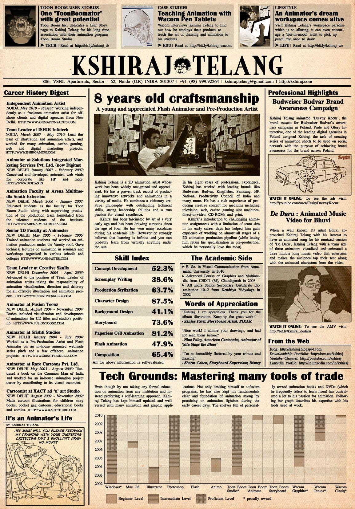 Creative Futures Web Design Sarahesparrow Page 5