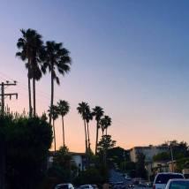 Sunset in San Mateo ♥