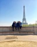 Paris - Maggie, Laura, Claudia ♥