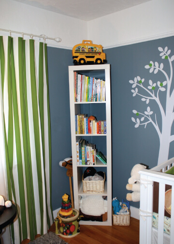Bright and Cheerful Nursery 2