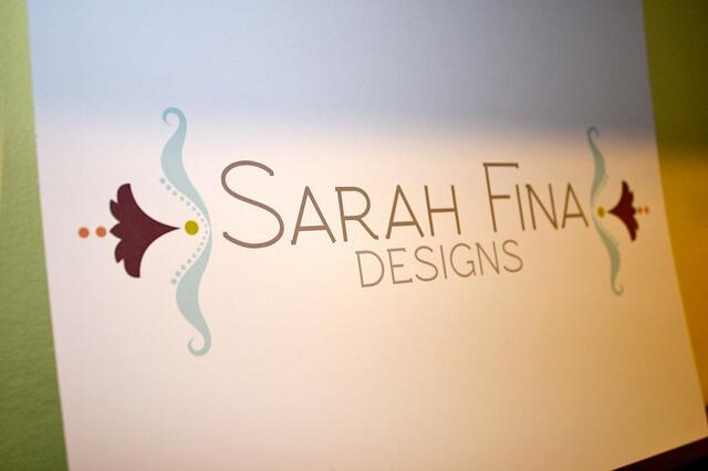 Sarahfina Designs