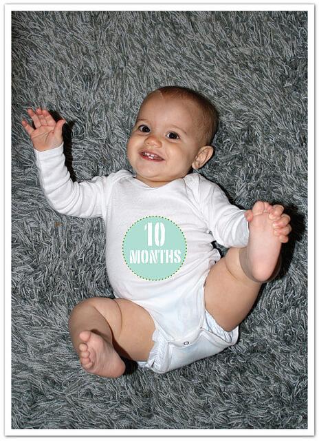 Luke 10 Months