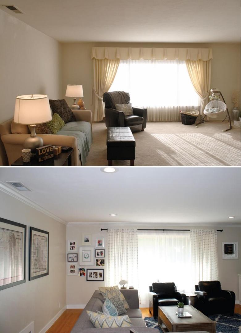 livingroom remodel