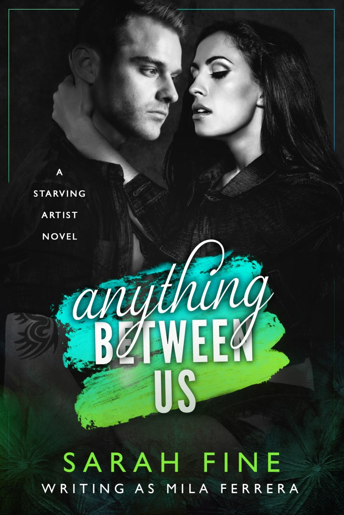 Book Cover: Anything Between Us