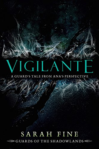 Book Cover: Vigilante