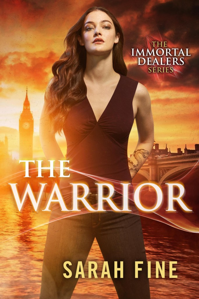Book Cover: The Warrior