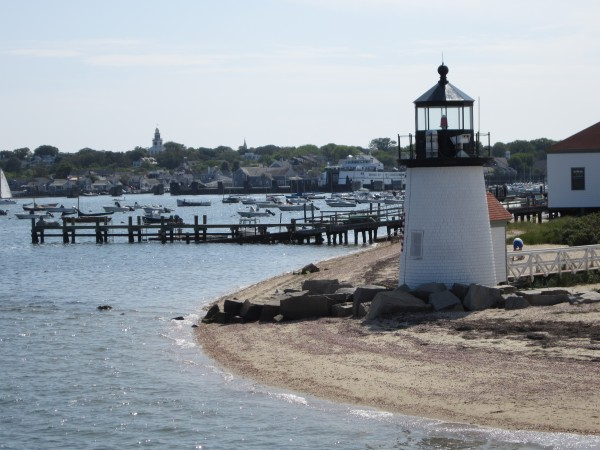 A Fit Summer Vacation on Nantucket