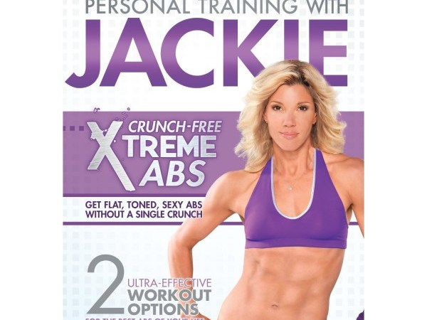 DVD Review: Crunch Free Xtreme Abs with Jackie Warner
