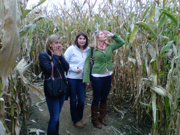 Connors Farm Corn Maze