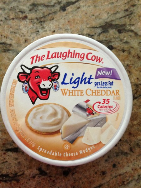 Light White Cheddar The Laughing Cow