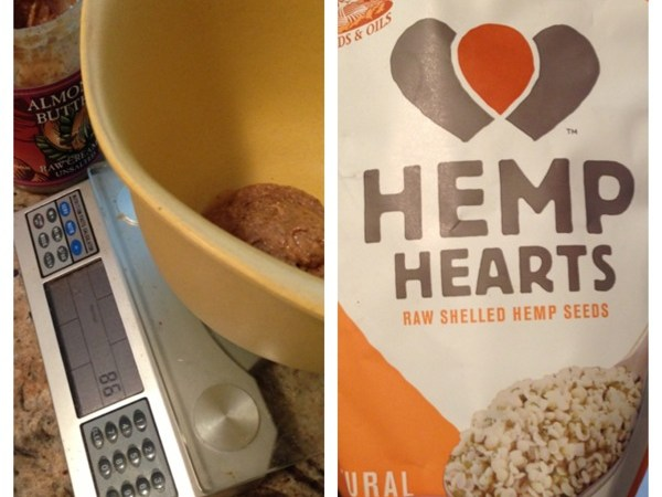 Chocolate-Almond Butter Balls Recipe