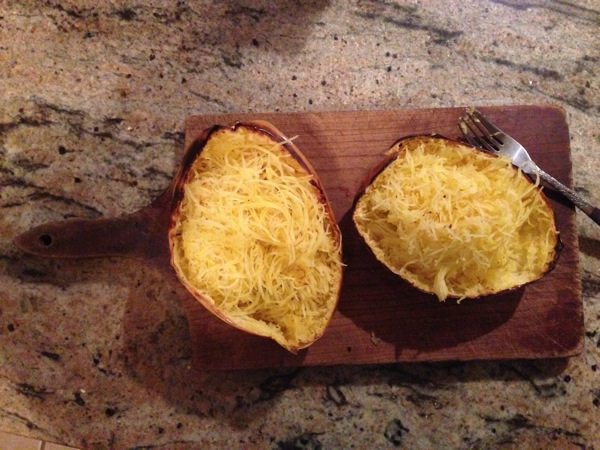 Don't Forget about Spaghetti Squash