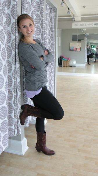 Barre to Brunch Style 101