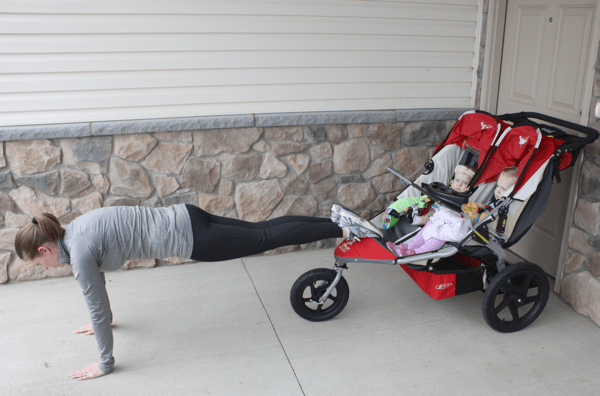 Baby Stroller Workout Tips & Tricks