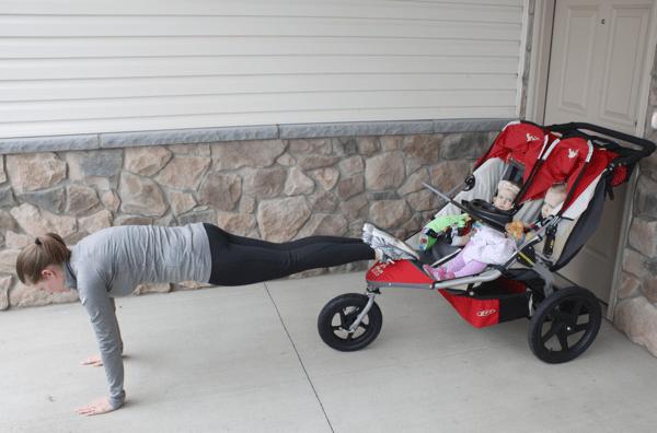 Stroller workout 2