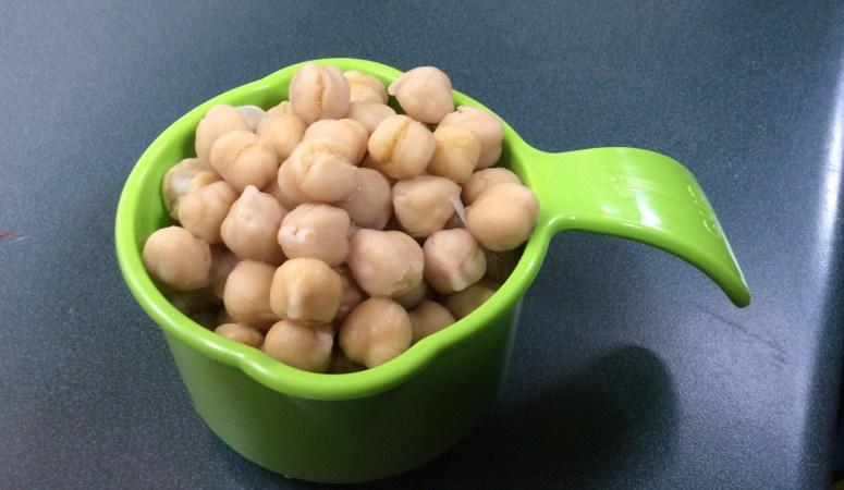 Creamy Peanut Butter Snack Recipe | Peanut Butter Hummus