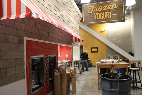 Frozen Yougrt Bar