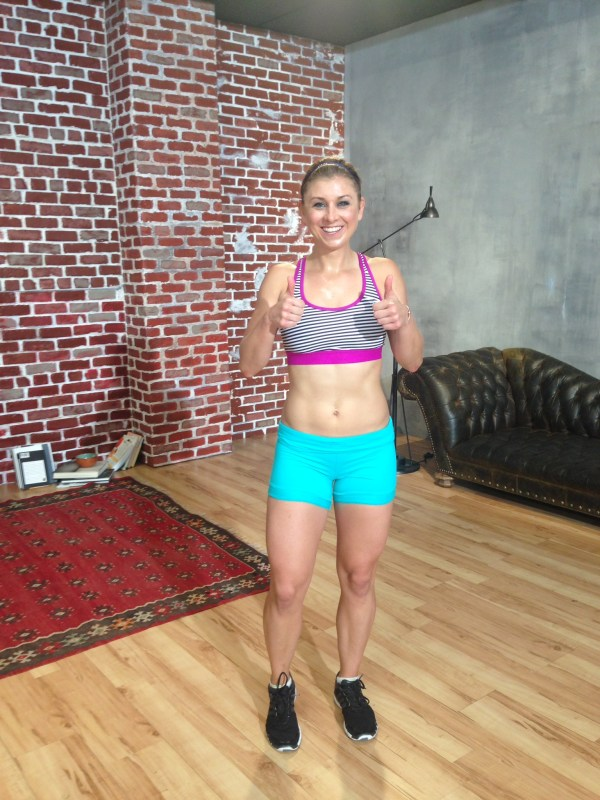 Full Body Workout Outfit