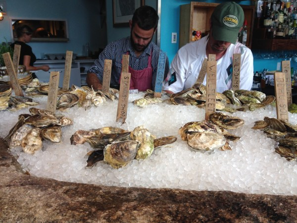 oysters eventide portland