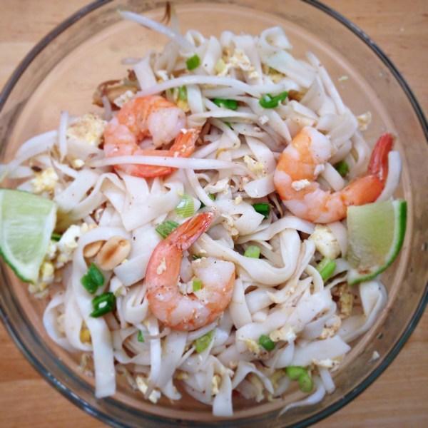Pad Thai Shirataki Noodles
