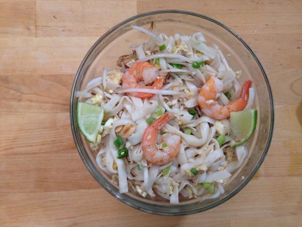 Shirataki Noodle Pad Thai
