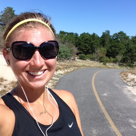 Post 10 mile run