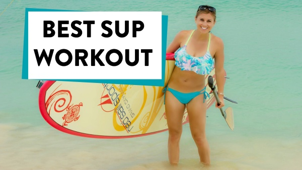 Favorite Stand Up Paddle Board Moves