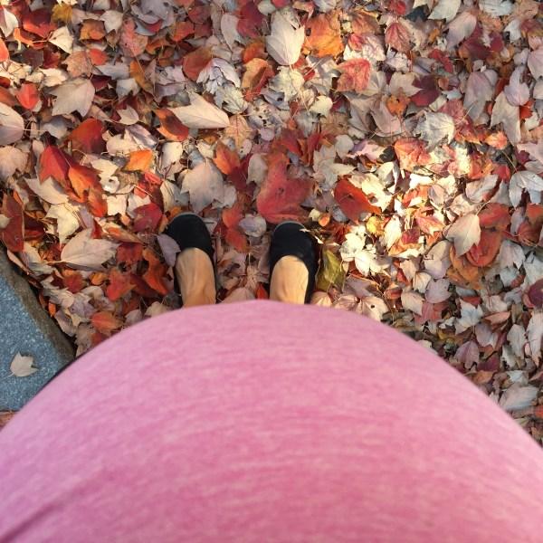The Bump 31 weeks Fall