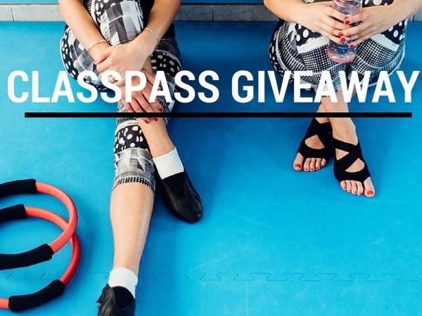 ClassPass Giveaway + At Home Total Body Workout