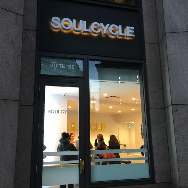 SoulCYle Back Bay