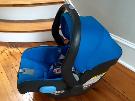 UPPABaby Mesa Review