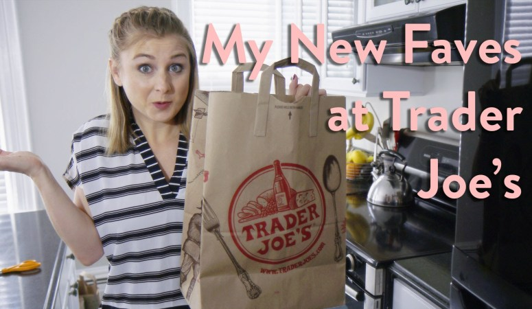 Video: My 5 Favorite New Trader Joe's Items