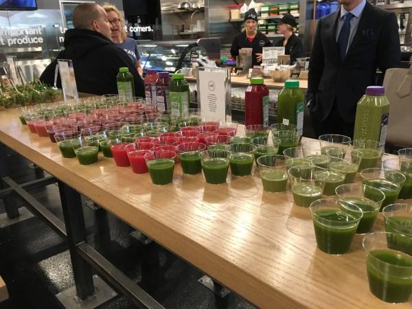 Juice Press Juices