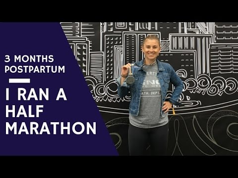 Pittsburgh Half Marathon Recap with GNC