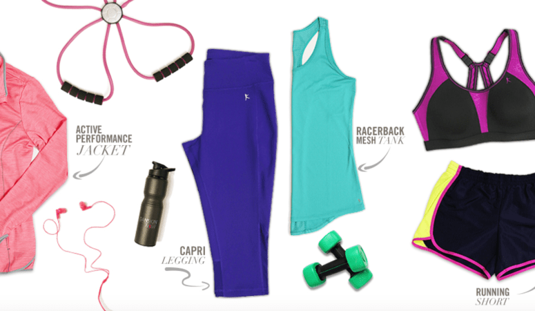 Athleisure Gift Guide For Under $20 with Danskin Now