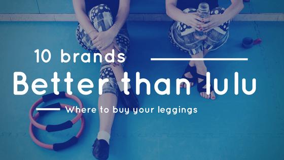 People Do Not Like Lululemon Leggings Anymore, Here Are The Best Alternatives