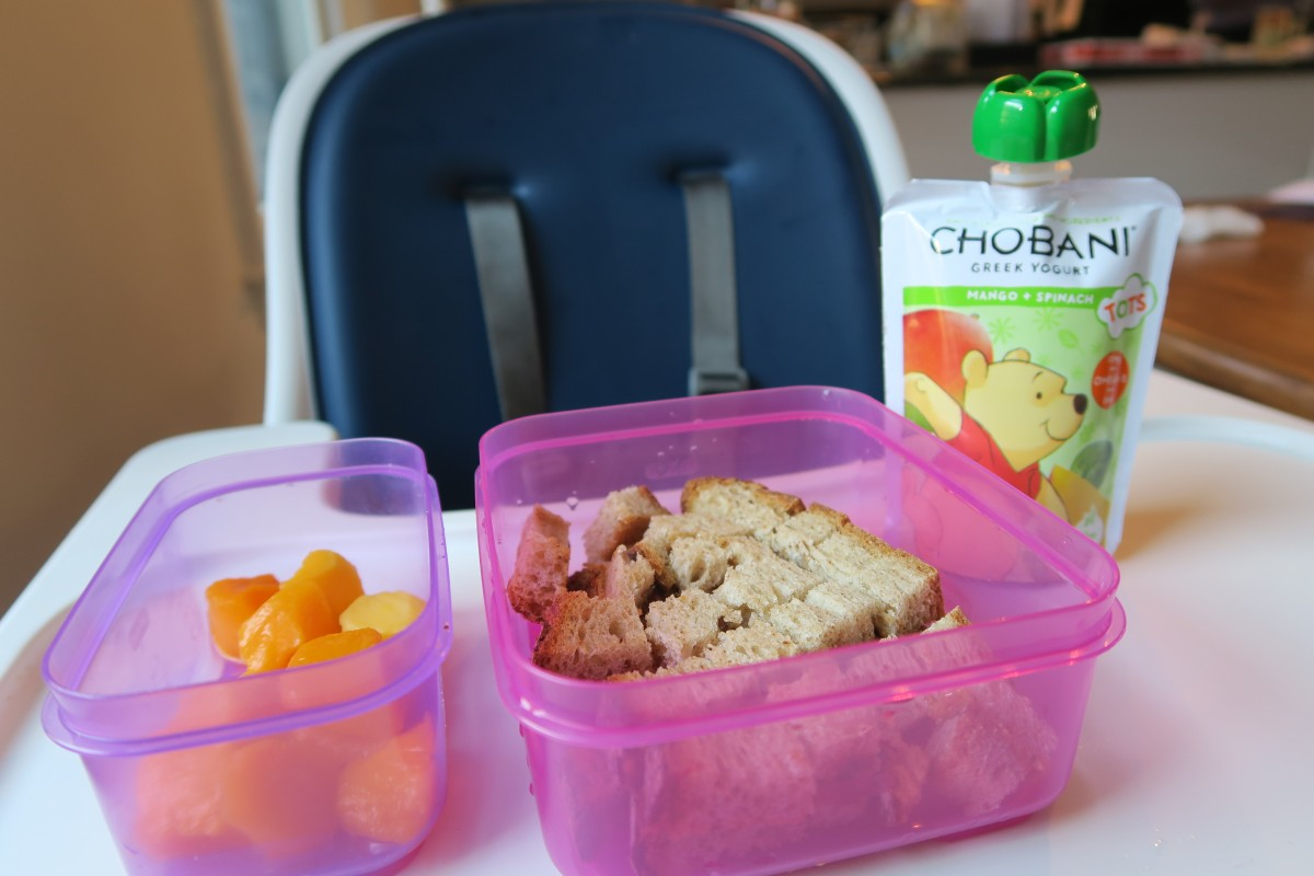 Healthy Lunch Ideas For Toddlers