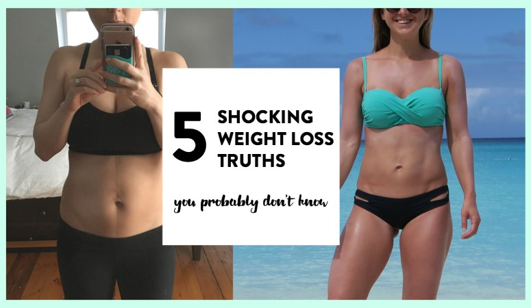 5 Shocking Weight Loss Truths You Don't Know | VIDEO
