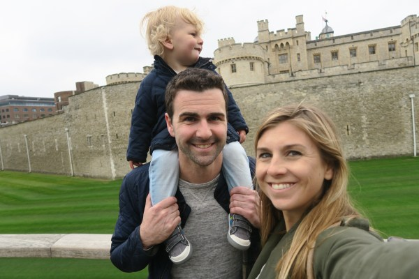Tower of London Fit Family