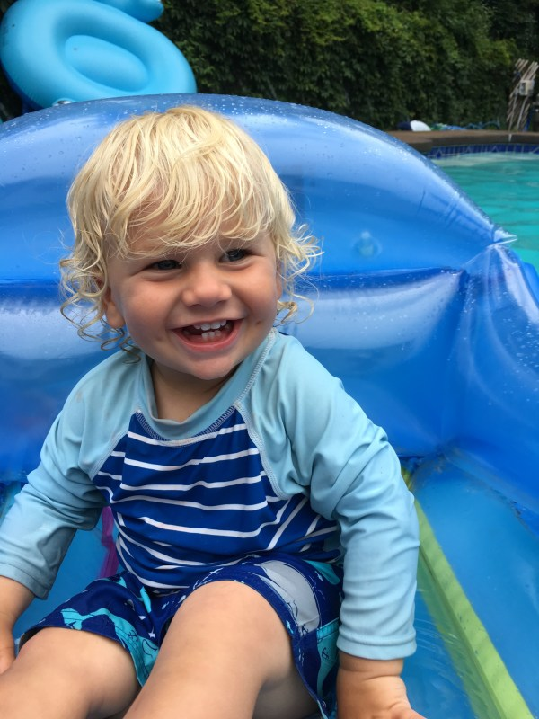 Tommy at 18 months old is no longer breastfeeding! Here is how.
