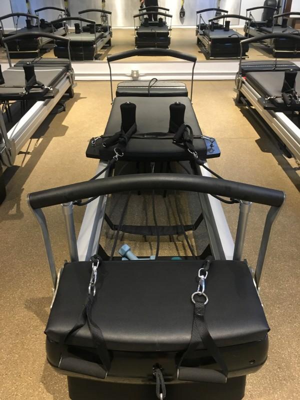Sweat Pilates Machines