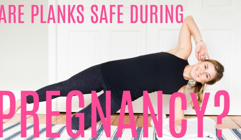 Why I'm Done Doing Planks This Pregnancy