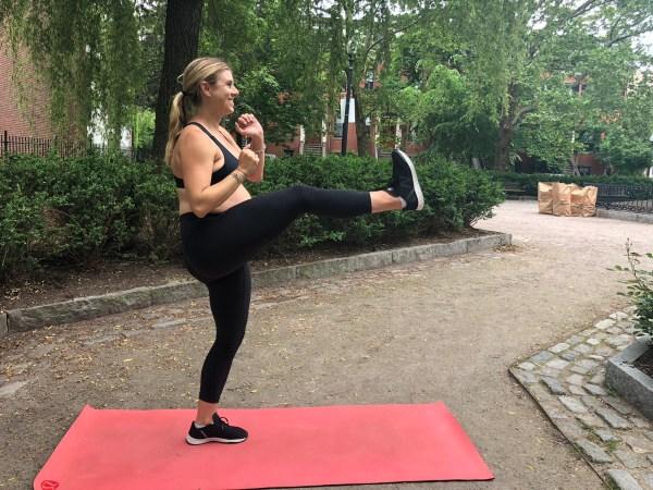 Prenatal Workout No Equipment