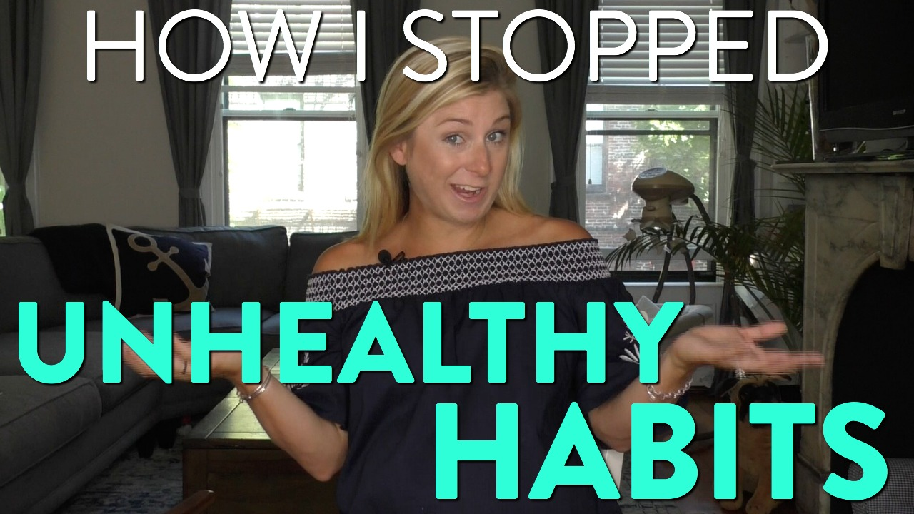 How I Overcame An Unhealthy Relationship With Food + Exercise