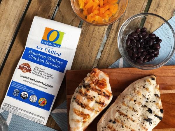 O Organics Grilled Quesadillas