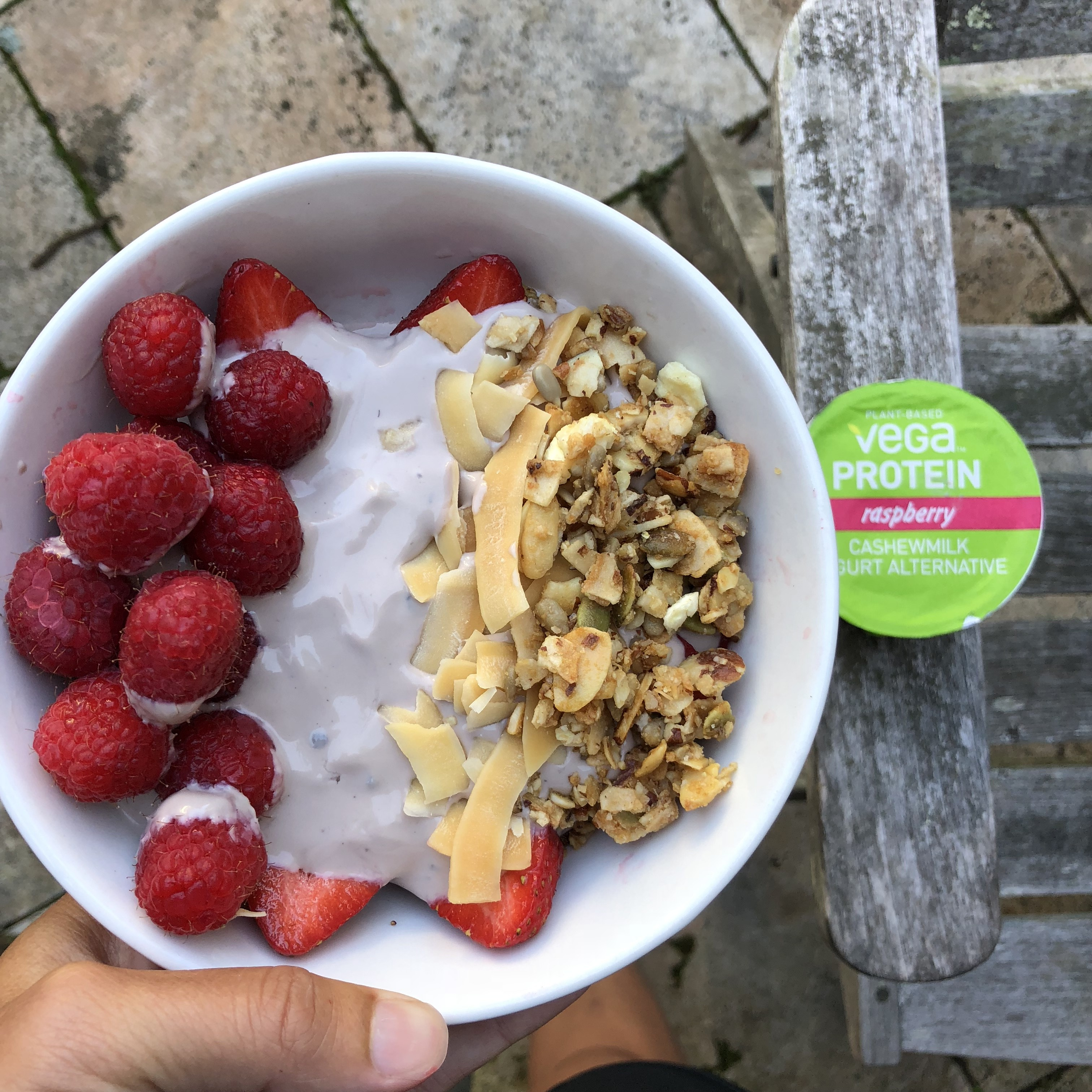 Vega Protein Cashewmilk Yogurt Alternative Review