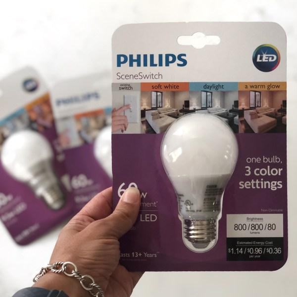 Philips lightbulbs
