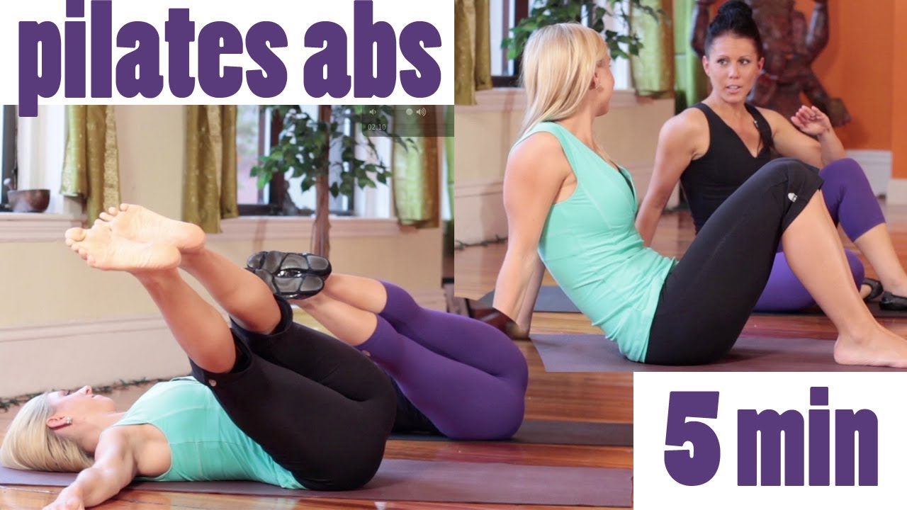 No Needles Tummy Tuck: Pilates Ab Routine with Jenn Phelan